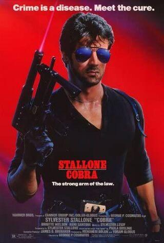 Cobra (1986) Main Poster