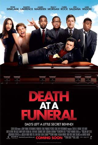 Death At A Funeral (2010) Main Poster