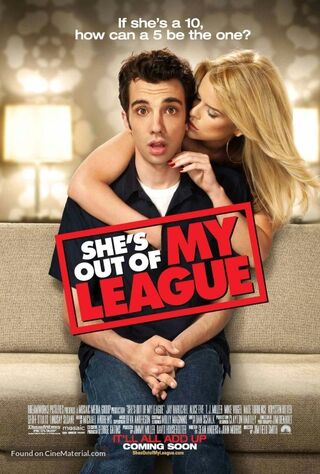 She's Out Of My League (2010) Main Poster
