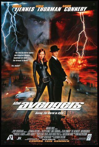 The Avengers (1998) Main Poster