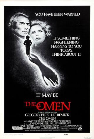 The Omen (1976) Main Poster