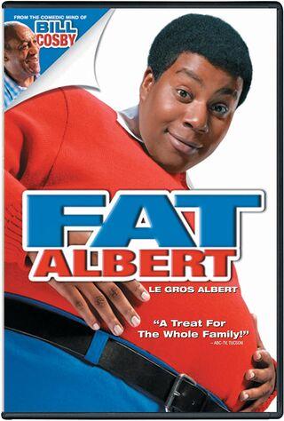 Fat Albert (2004) Main Poster