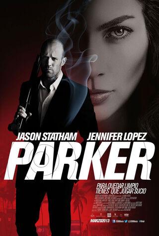 Parker (2013) Main Poster