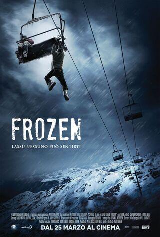 Frozen (2010) Main Poster