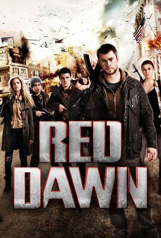 Red Dawn (2012) Main Poster