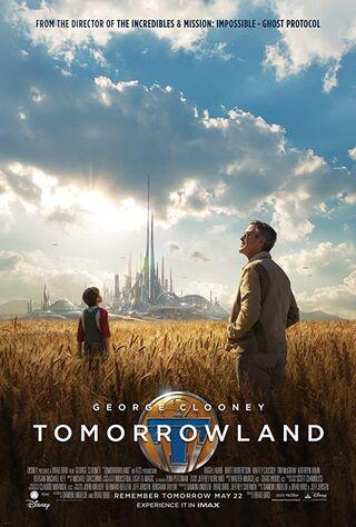 Tomorrowland (2015) Main Poster