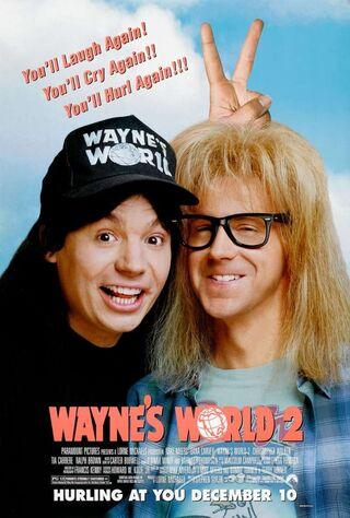 Wayne's World 2 (1993) Main Poster