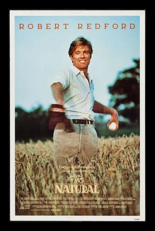 The Natural (1984) Main Poster