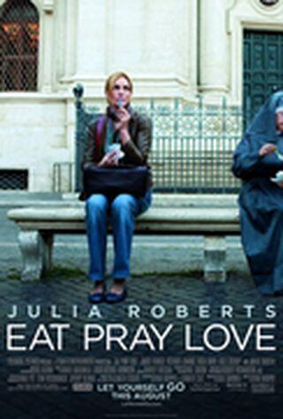 Eat Pray Love (2010) Main Poster