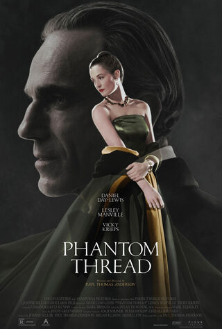 Phantom Thread (2018) Main Poster