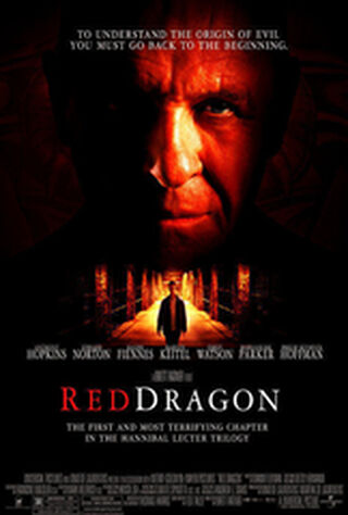 Red Dragon (2002) Main Poster