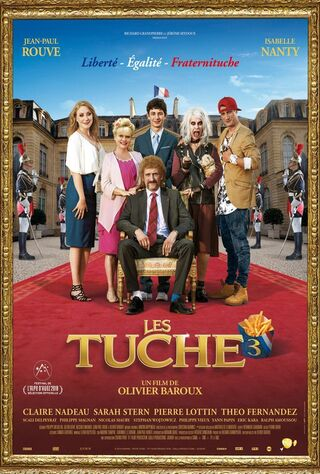 The Magic Tuche (2018) Main Poster