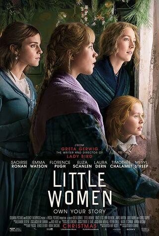 Little Women (2019) Main Poster