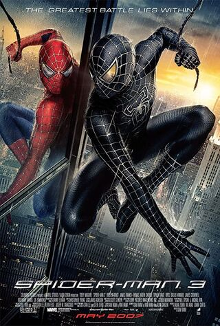 Spider-Man 3 (2007) Main Poster