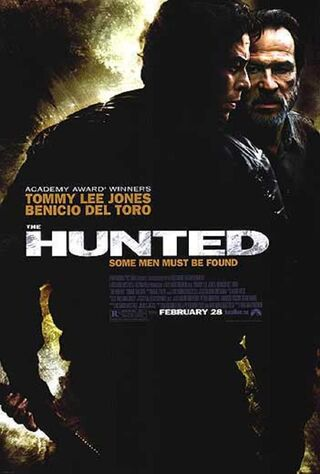 The Hunted (2003) Main Poster