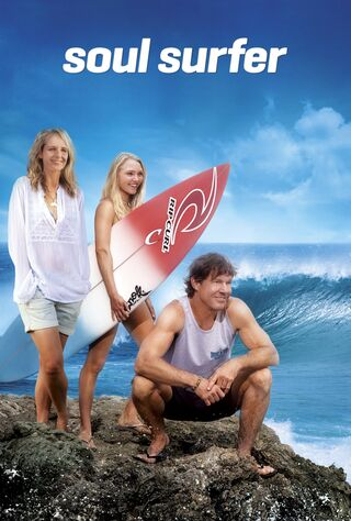 Soul Surfer (2011) Main Poster