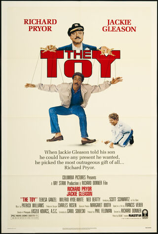 The Toy (1982) Main Poster