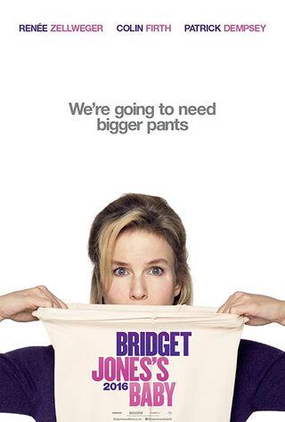 Bridget Jones's Baby (2016) Main Poster