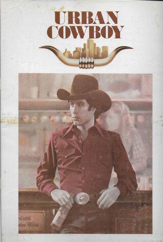 Urban Cowboy (1980) Main Poster