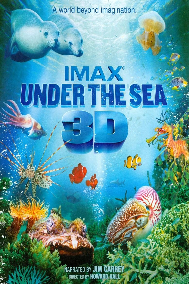 Under The Sea 3D Main Poster