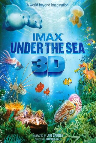 Under The Sea 3D (2009) Main Poster