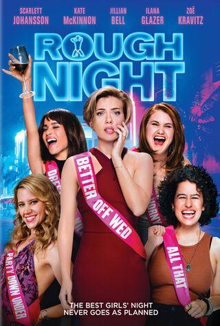 Rough Night (2017) Main Poster
