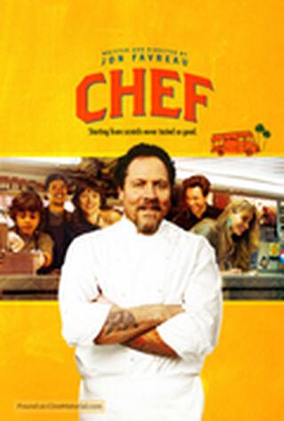Chef (2014) Main Poster
