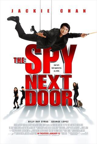 The Spy Next Door (2010) Main Poster