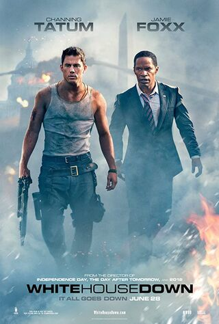 White House Down (2013) Main Poster