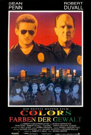 Colors (1988) Main Poster