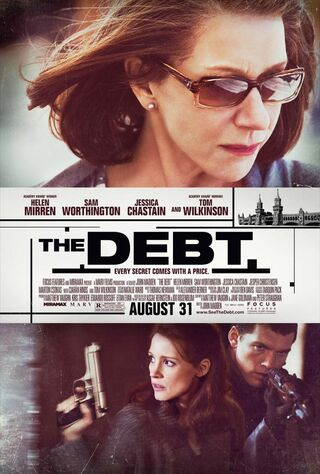 The Debt (2011) Main Poster