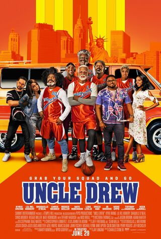 Uncle Drew (2018) Main Poster