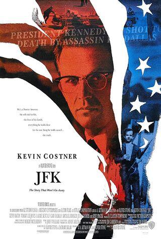 JFK (1991) Main Poster