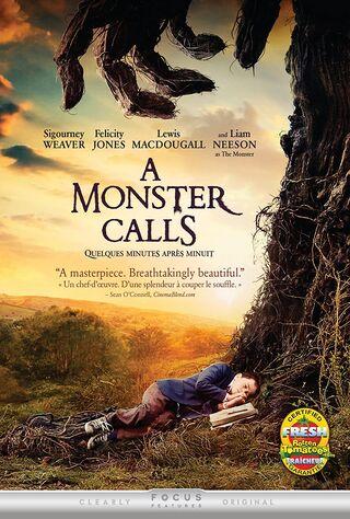A Monster Calls (2017) Main Poster