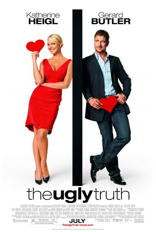 The Ugly Truth (2009) Main Poster