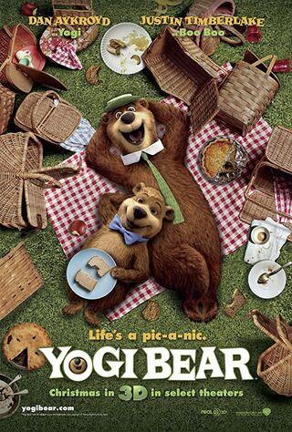 Yogi Bear (2010) Main Poster