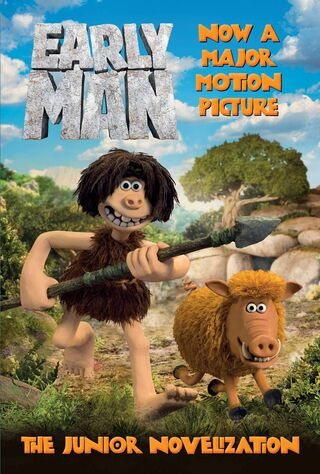Early Man (2018) Main Poster