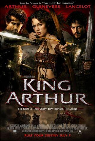 King Arthur (2004) Main Poster