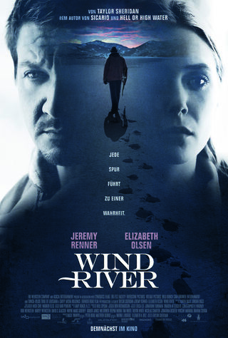 Wind River (2017) Main Poster
