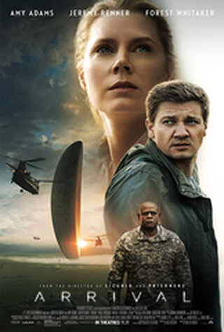 Arrival (2016) Main Poster