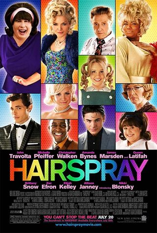 Hairspray (2007) Main Poster