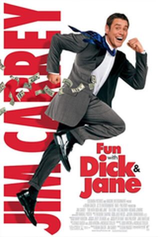 Fun With Dick And Jane (2005) Main Poster