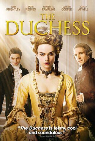 The Duchess (2008) Main Poster