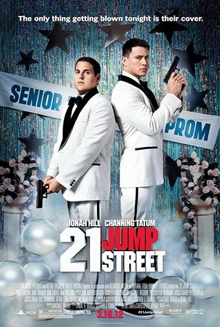 21 Jump Street (2012) Main Poster