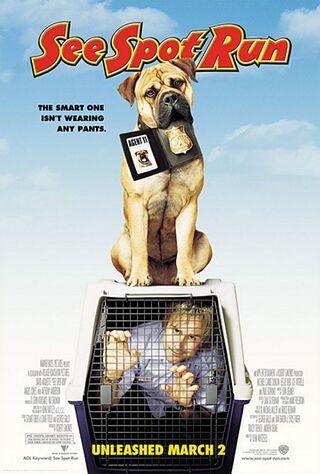 See Spot Run (2001) Main Poster