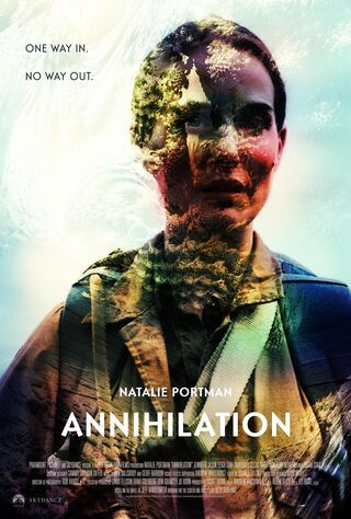 Annihilation (2018) Main Poster