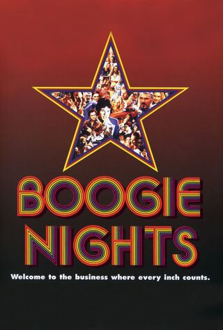 Boogie Nights (1997) Main Poster