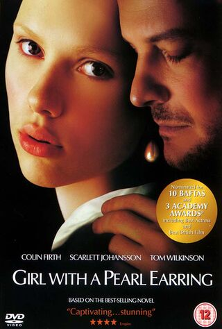 Girl With A Pearl Earring (2004) Main Poster