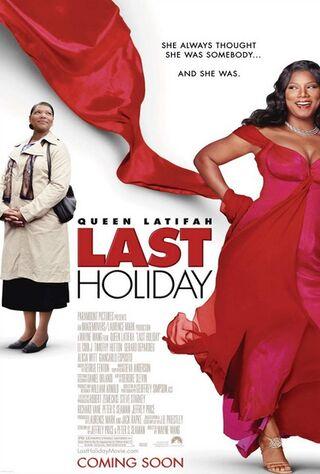 Last Holiday (2006) Main Poster