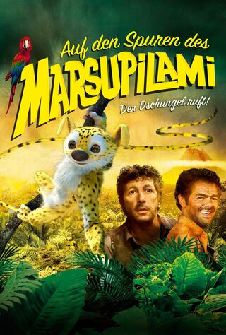 HOUBA! On The Trail Of The Marsupilami (2012) Main Poster